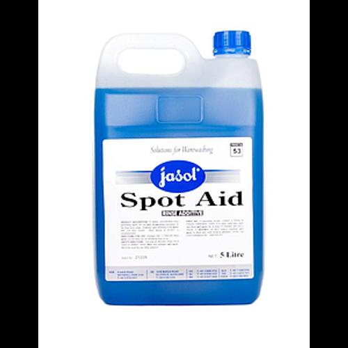Spot Aid Rinse 5ltr (Dish Machines)