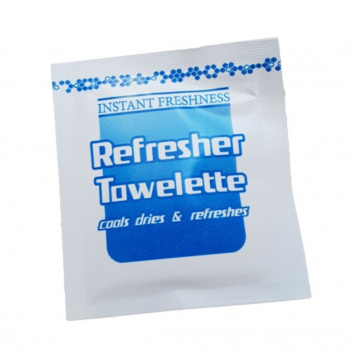 Refresher Towelette Ctn 1000