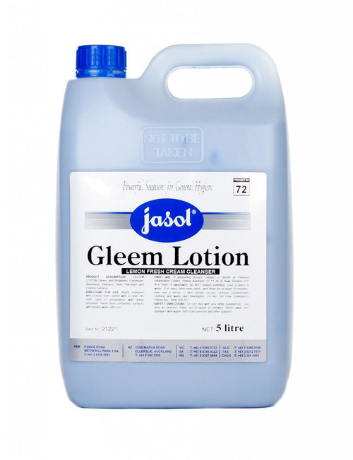 Gleem Cream Cleaner 5Ltr