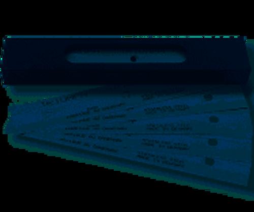 Triumph Scraper Stainless Steel Blades 150mm PK 25