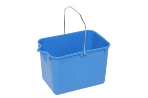 Bucket (Square) Blue