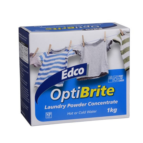 Edco OptiBrite Laundry Powder 1kg