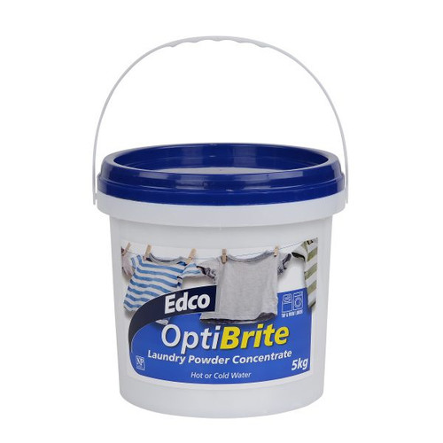 Edco OptiBrite Laundry Powder 5Kg