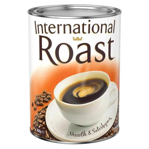 Coffee 500g Int'l  Roast 1 x 6