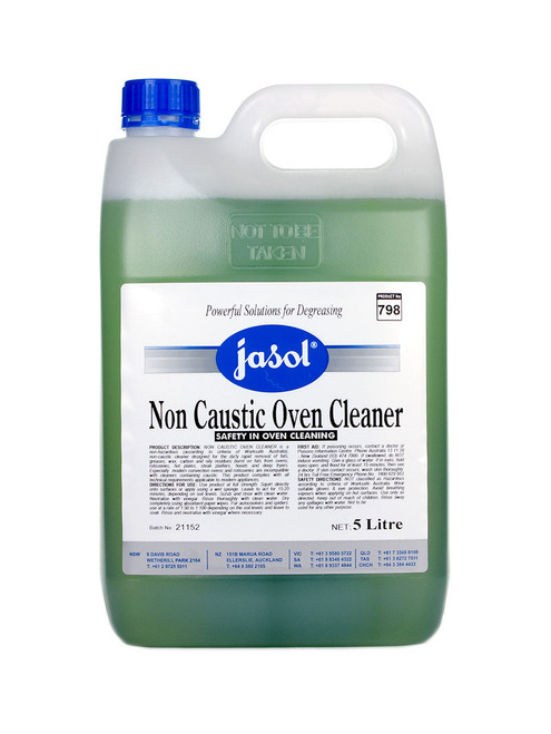 Oven Cleaner (Non Caustic)