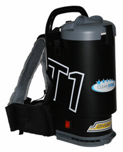 Back Pack Vacuum T1v3 Ghibli
