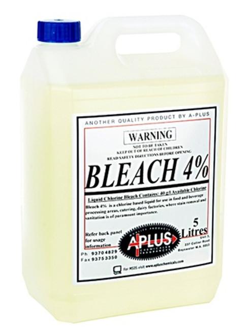 Bleach 4% 5L