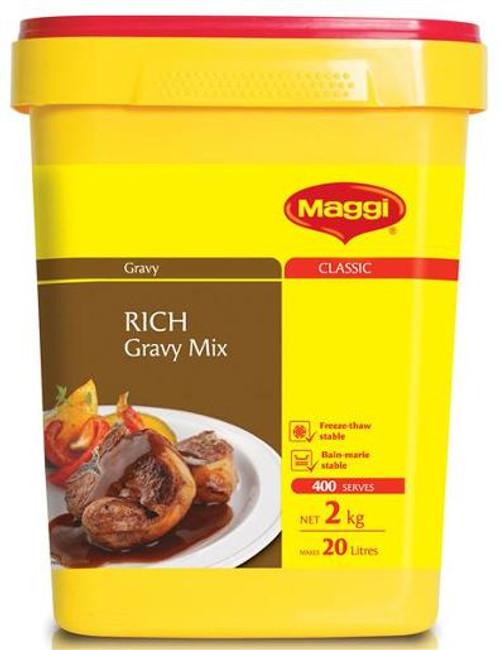 Maggi Gravy Mix 2kg