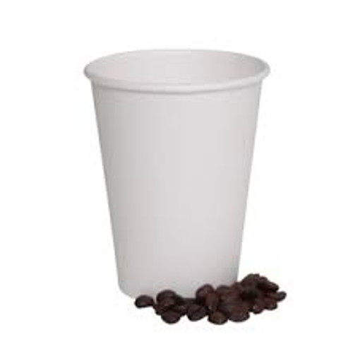 Coffee Cups 355ml (Single Wall) 1 x 1000