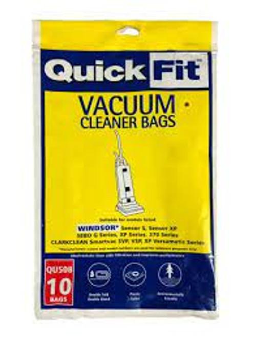 Vacuum Bag-QU508 Windsor Sensor (Pk10)
