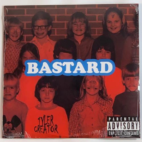"Tyler, the Creator Bastard 2LP Vinyl Limited Black 12"" Record"