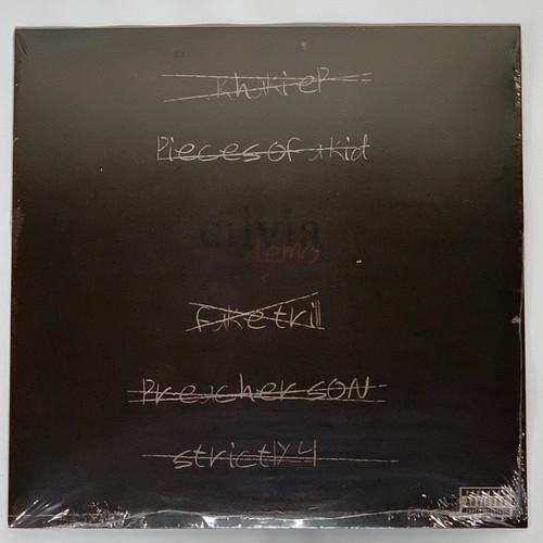 "Isaiah Rashad Cilvia Demo 1LP Vinyl Limited Black 12"" Record"