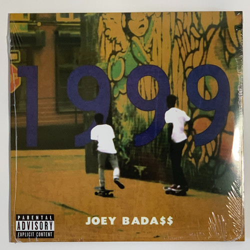 "Joey Badass 1999 2LP Vinyl Limited Black 12"" Record"