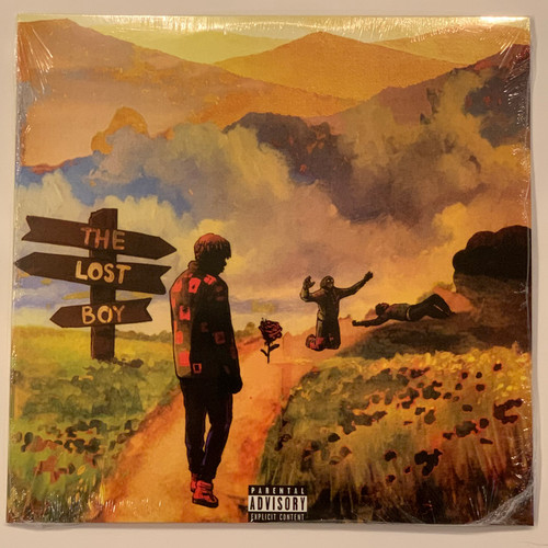 "Cordae The Lost Boy 2LP Vinyl Limited Black 12"" Record"