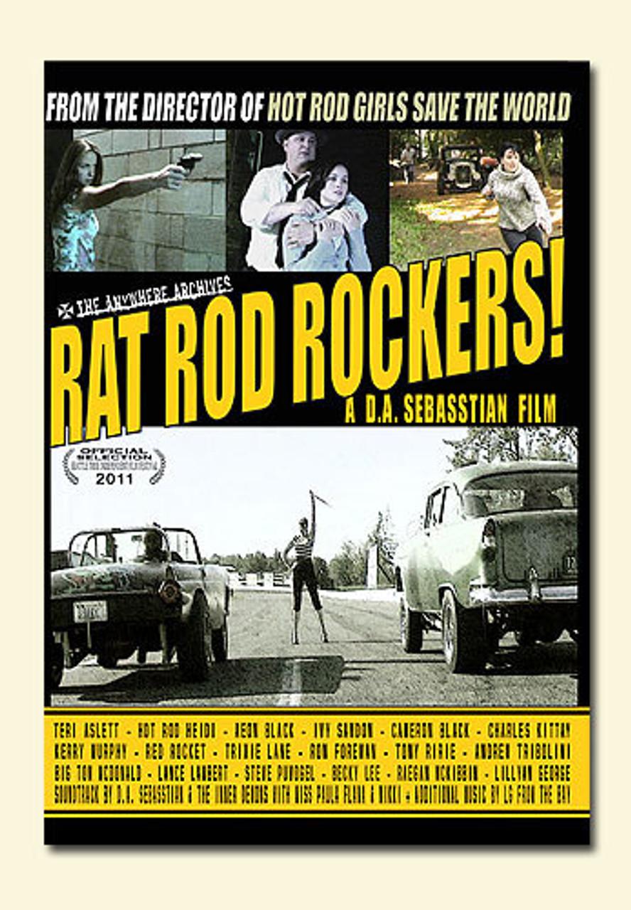 Girls rat rod Rat Rod