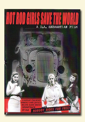 Hot Rod Girls Save the World! (Full Movie Download)