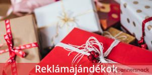 karácsonyi reklámajándékok, céges logózott egyedi ajándékok