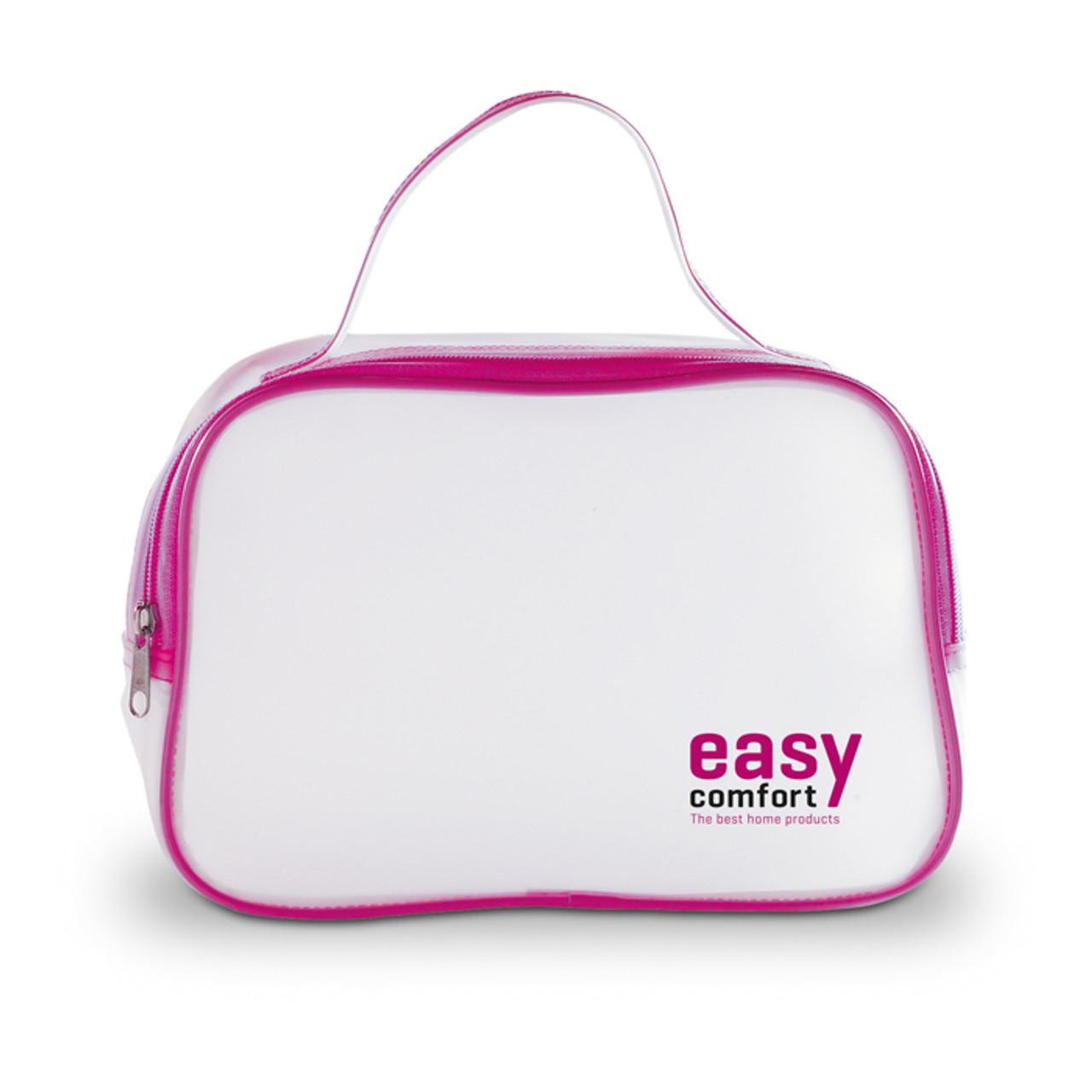f61533599df3 Logózott, feliratos Átlátszó kozmetikai táska (IT2511) kedvező áron ...