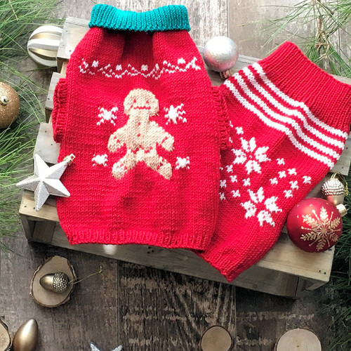 Cheer & Joy Merino Wool Sweater
