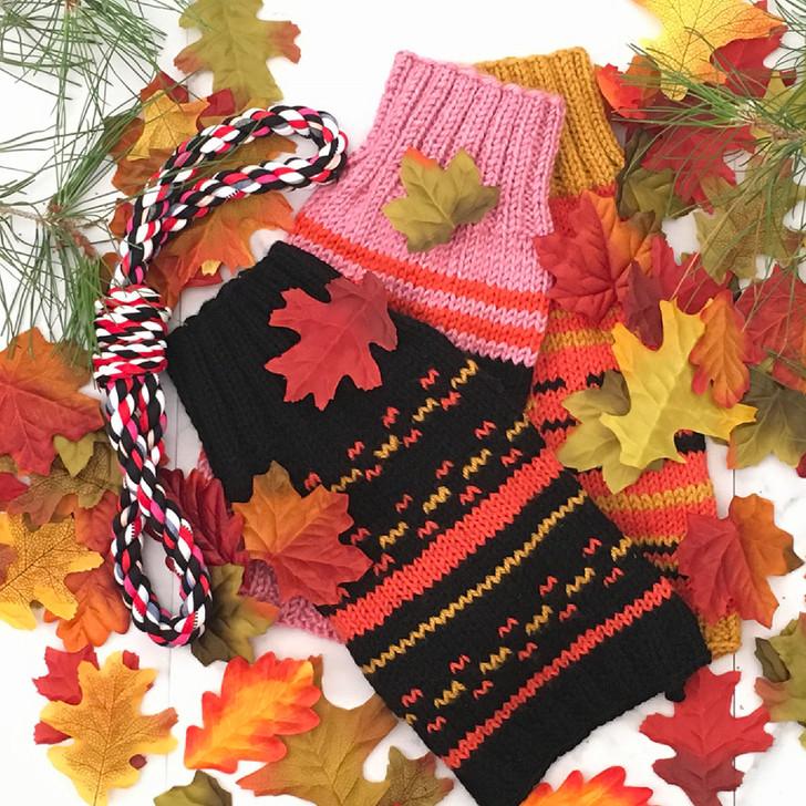 Astoria Colorblock Merino Wool Sweaters