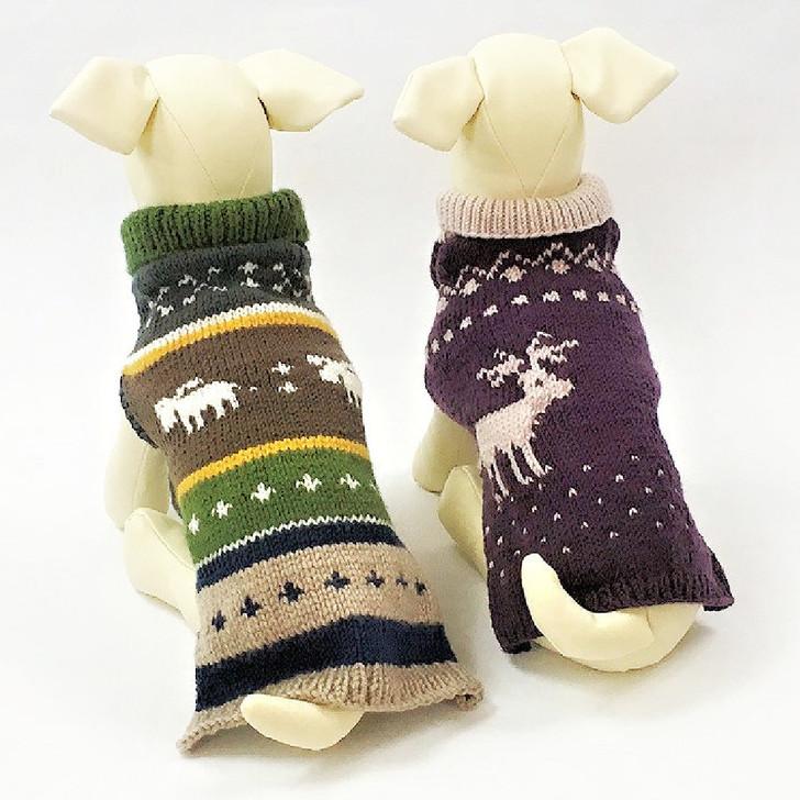 Pine & Moose Merino Wool Sweaters