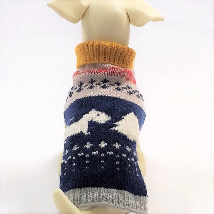 Glastone Merino Wool Sweater