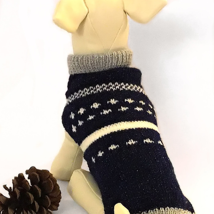 Brighton Frost Merino Wool Sweater
