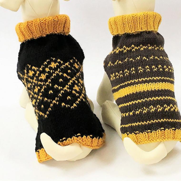 Rustic Merino Wool Sweaters