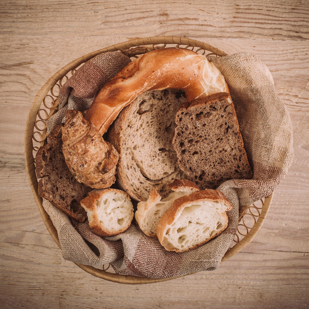 Breads, Doughs & Crackers