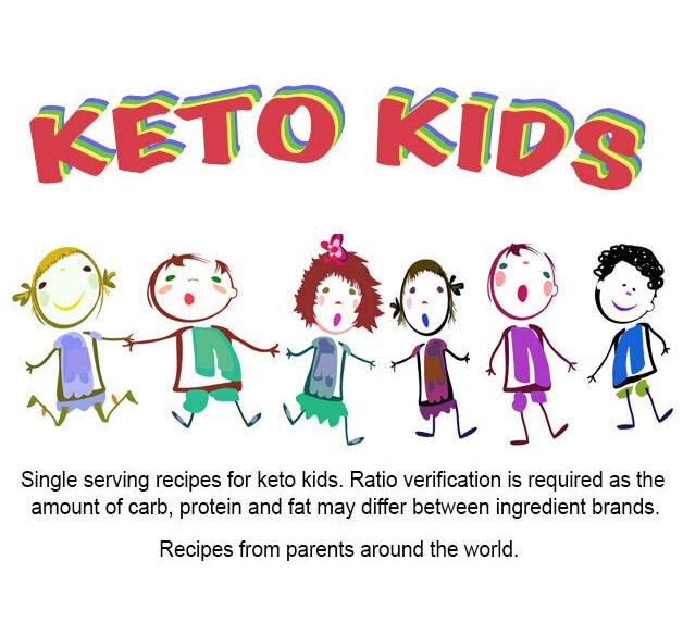 KetoCuisine for Kids