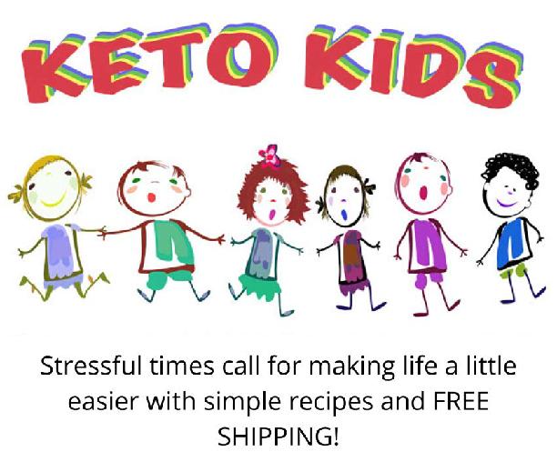 Keto Kids & Free Shipping!