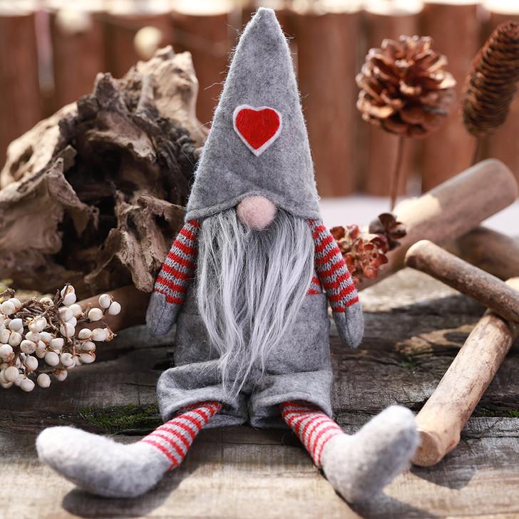 Christmas Faceless Gnome Boy