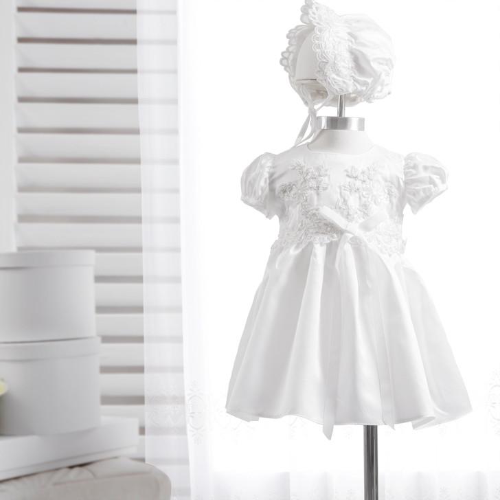 Baby Girl Infant Princess Dress Party Baptism