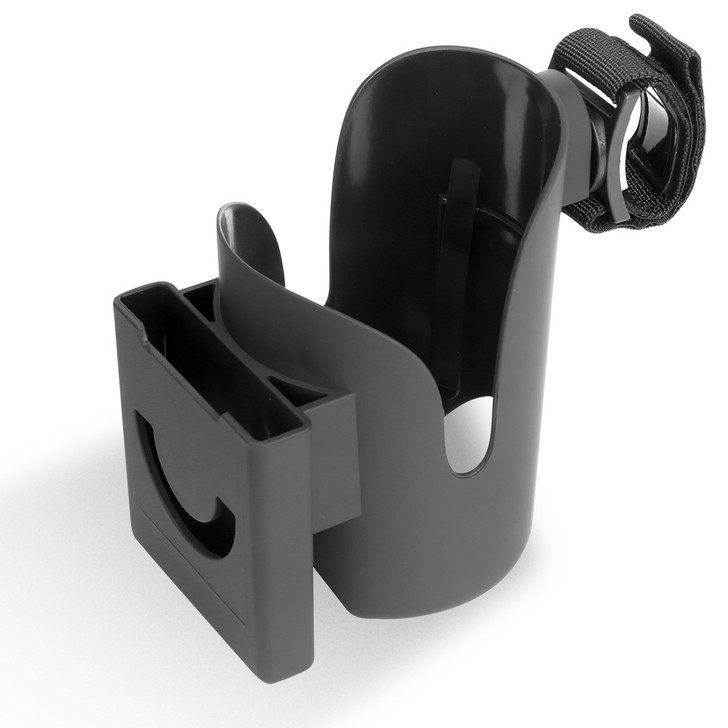 Cup Holder With Baby Stroller Hooks