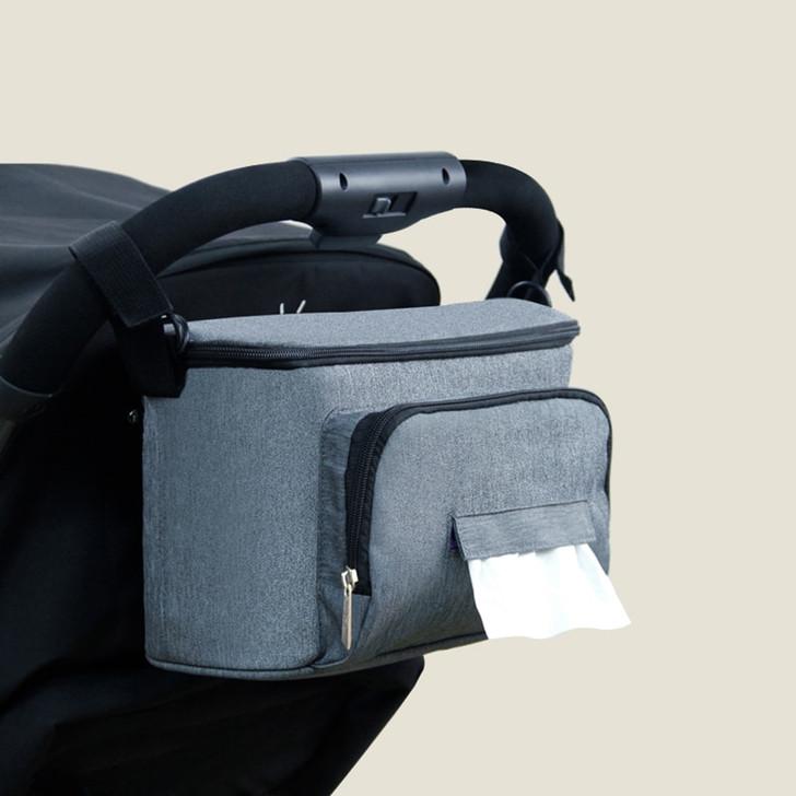 Stroller Organiser Hanging Bag
