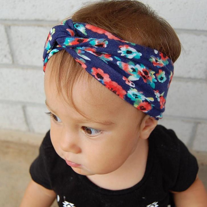 Cute Floral Baby headband
