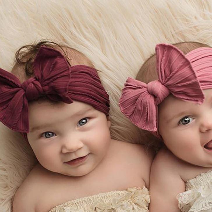 Baby Big Bow Headband