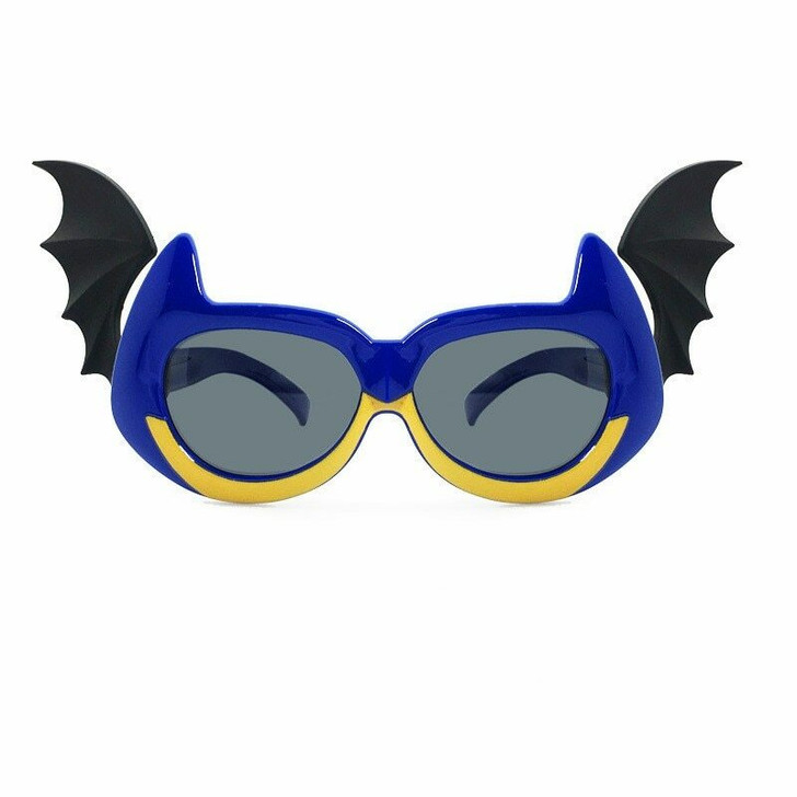 Blue Batman Sunglasses For Boys