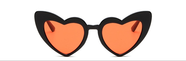 Polarized Kids Heart Sunglasses