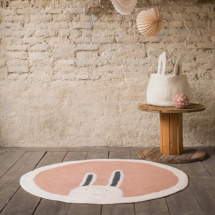 Baby Play Mats Crawling Carpet Kids Rabbit
