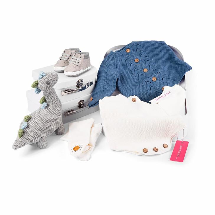 New Winter Baby Boy Hamper Gift Set 9 Pieces