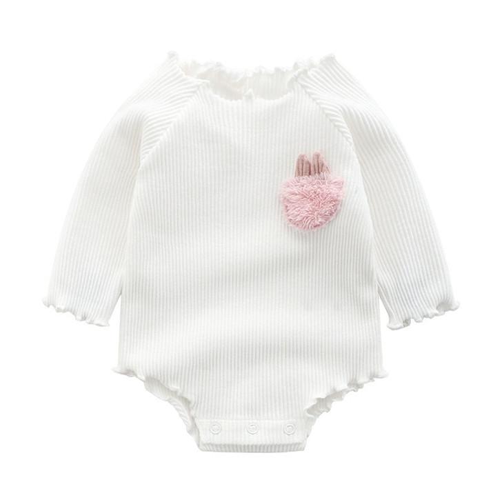 newborn-white-romper-long-sleeve-robe