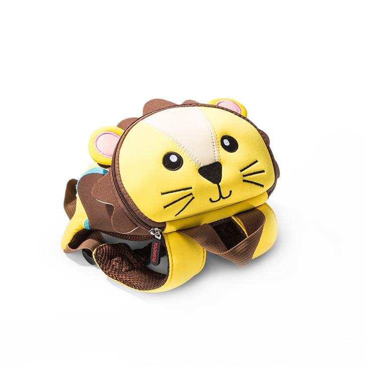 Lion Toddler Neoprene Backpack