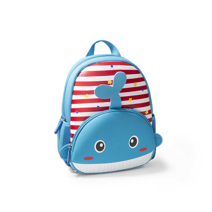 Whale Toddler Backpack Waterproof