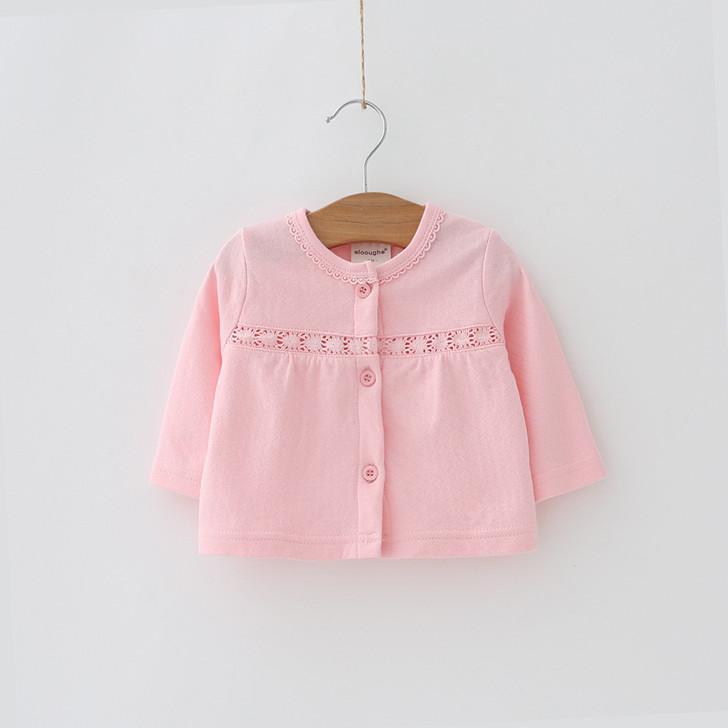 beautiful-baby-pink-cotton-cardigan