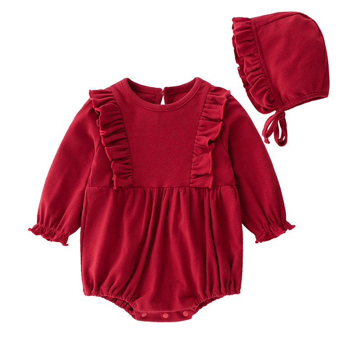 newborn-baby-long-sleeve-jumpsuit-burgundy