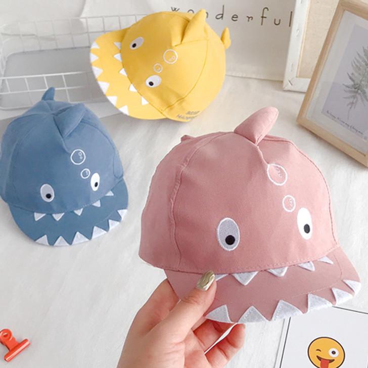 Baby Shark Sun Hat Cap infant Casquette