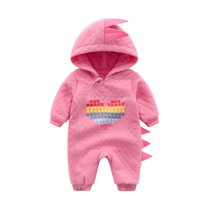 baby-pink-dinosaur-cotton-robe