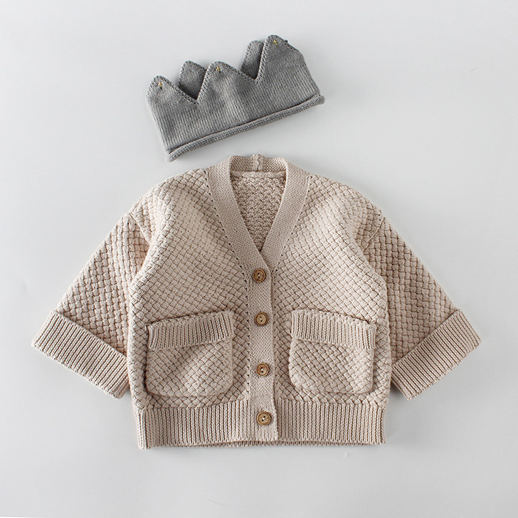 baby-apricot-sweater-knitted-jacket-top-cardigan