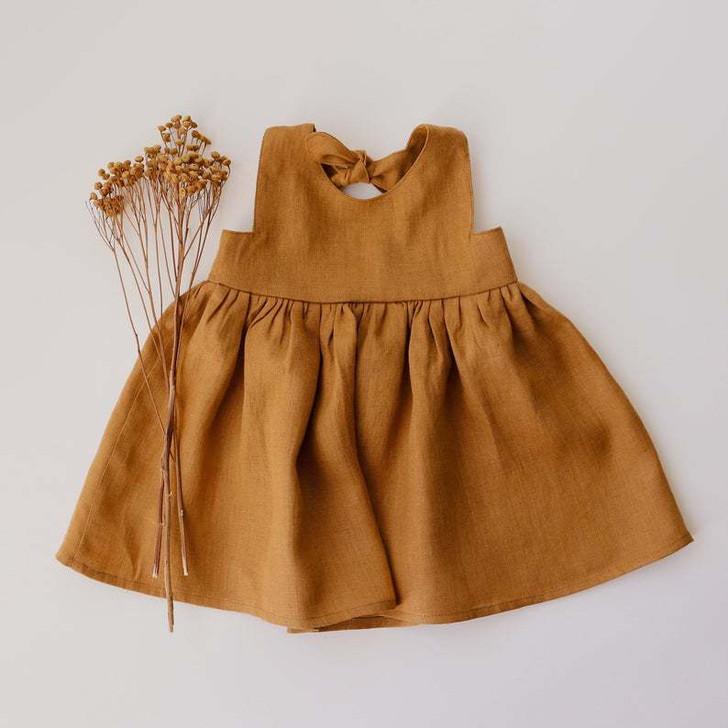 Backless Sleeveless Tigerlily Baby Dress